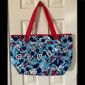 Disney Insulated Mickey Mouse Large Tote